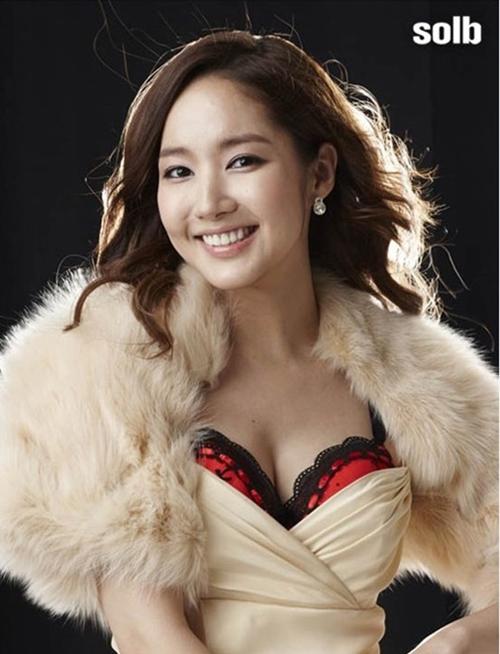 Ve dep ban gai cu Lee Min Ho - 3