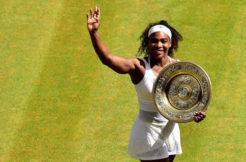 """Wimbledon gợi cảm: Váy áo nữ """"có như không"""" - 4"""