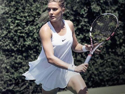 """Wimbledon gợi cảm: Váy áo nữ """"có như không"""" - 3"""
