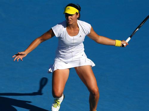 """Wimbledon gợi cảm: Váy áo nữ """"có như không"""" - 5"""