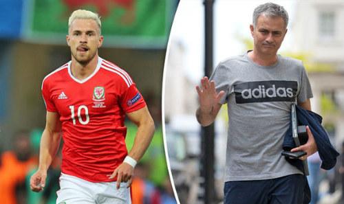 """MU: James mua nhà ở Manchester, Mourinho """"kết"""" Ramsey - 3"""
