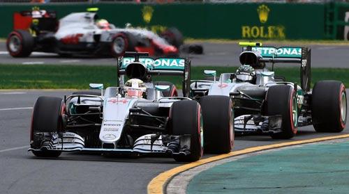 F1 sau 1/3 mùa giải: Ferrari tấn công, Mercedes giữ ngai - 1