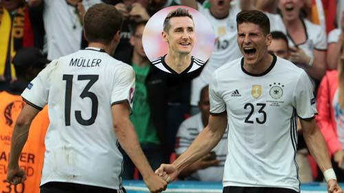 Vòng 1/8 EURO 2016: Hai bộ mặt của tuyển Đức - 2