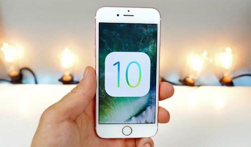 iPhone ảnh hưởng ra sao khi nhân iOS 10 không được mã hóa? - 1