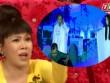 """Việt Hương """"nổi da gà"""" với tiểu phẩm hài kinh dị"""