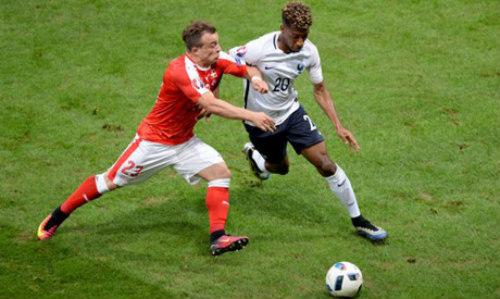"""Cầu thủ nhanh nhất Euro: """"Cánh chim lạ"""" ĐT Pháp - 1"""