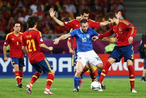 """EURO 2016: """"Voi"""" đấu nhau, """"ngựa ô"""" sẽ vào chung kết - 1"""