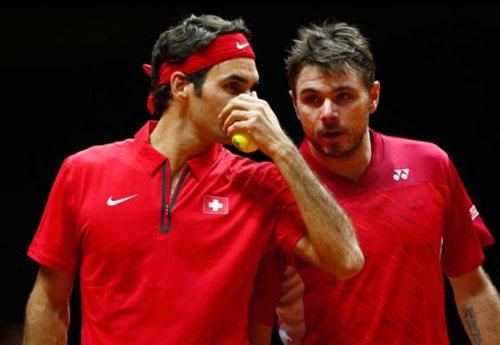 Tin thể thao HOT 24/6: Wawrinka mơ HCV lần nữa cùng Federer - 1