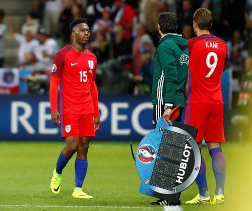 """Euro 2016: Khi các chân sút ĐT Anh chưa """"tàn nhẫn"""" - 1"""