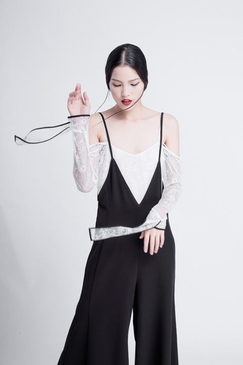 Hạ nhiệt mùa hè với váy áo mỏng nhẹ như Chà Mi - 1