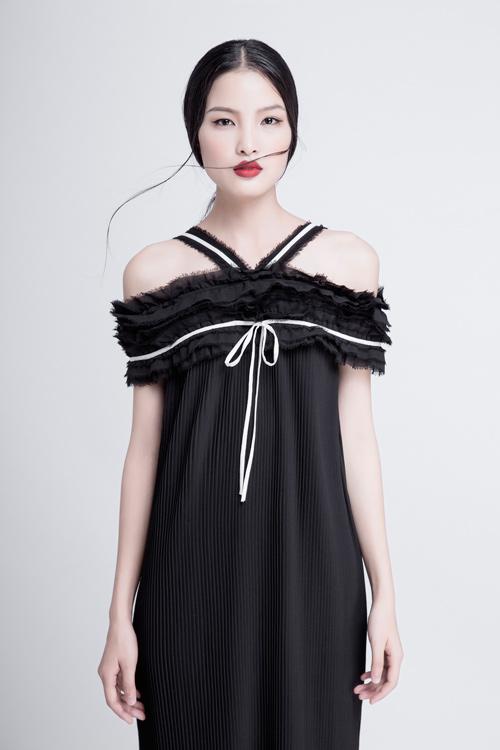 Hạ nhiệt mùa hè với váy áo mỏng nhẹ như Chà Mi - 4