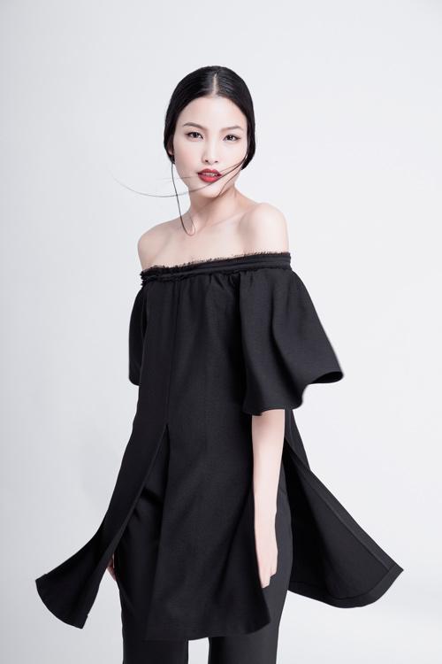 Hạ nhiệt mùa hè với váy áo mỏng nhẹ như Chà Mi - 7