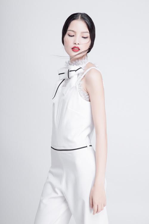 Hạ nhiệt mùa hè với váy áo mỏng nhẹ như Chà Mi - 5
