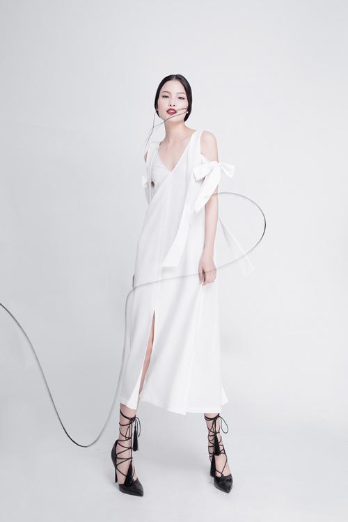 Hạ nhiệt mùa hè với váy áo mỏng nhẹ như Chà Mi - 9