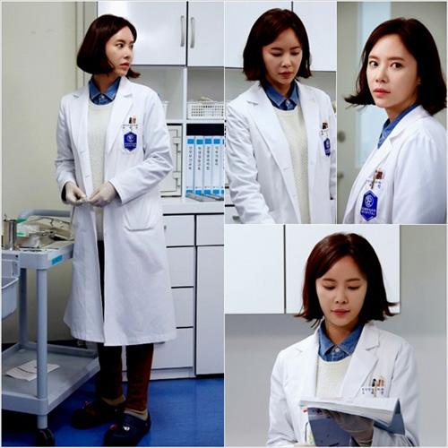 Nữ bác sĩ xinh ngất ngây đang hot nhất màn ảnh Hàn - 7