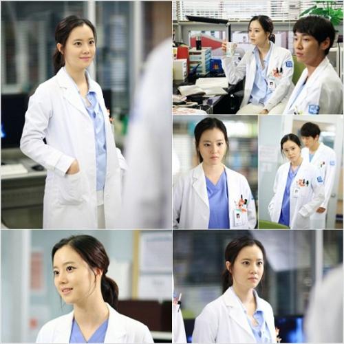 Nữ bác sĩ xinh ngất ngây đang hot nhất màn ảnh Hàn - 8