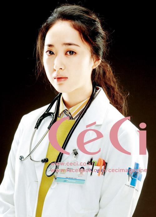 Nữ bác sĩ xinh ngất ngây đang hot nhất màn ảnh Hàn - 9