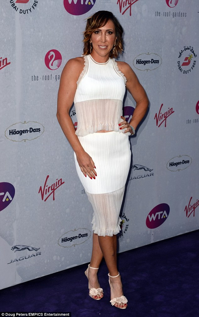 Dàn sao nữ khoe sắc ở bữa tiệc tiền Wimbledon - 13