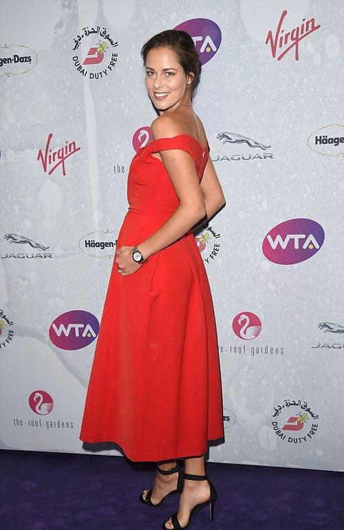 Dàn sao nữ khoe sắc ở bữa tiệc tiền Wimbledon - 2