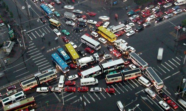 Thủ đô Trung Quốc sụt lún 11cm mỗi năm - 1