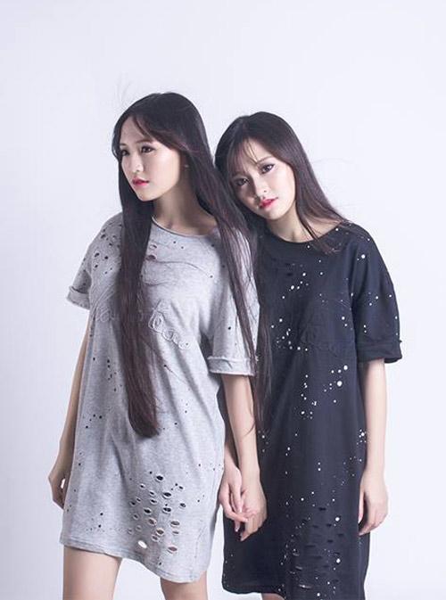 Cặp song sinh Việt tài năng nổi tiếng trên đất Nhật - 1