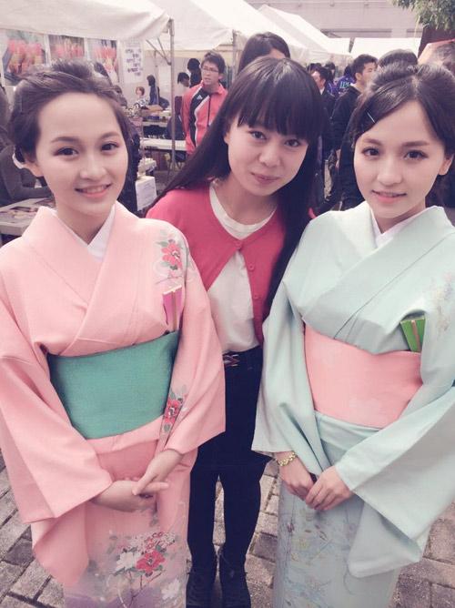 Cặp song sinh Việt tài năng nổi tiếng trên đất Nhật - 3