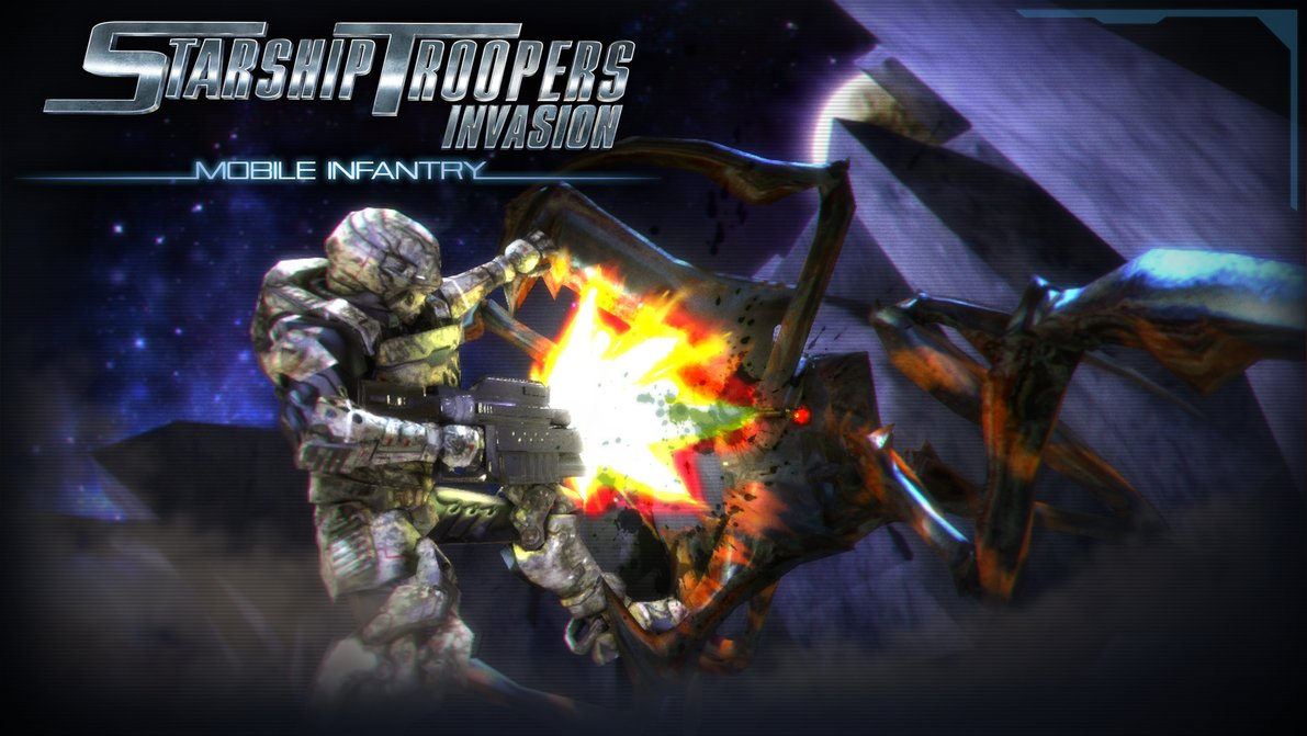 Trailer phim: Starship Troopers: Invasion - 1