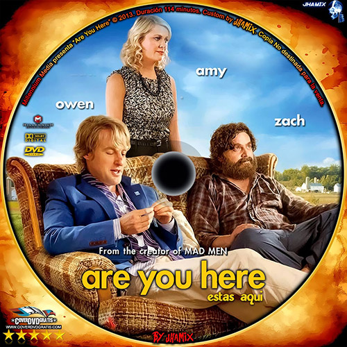Trailer phim: Are You Here - 1