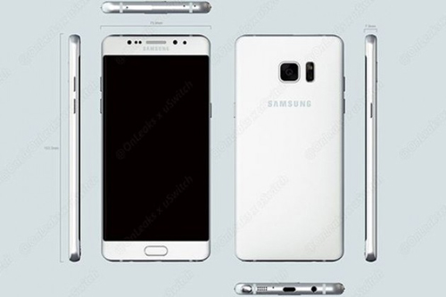 Tổng hợp thông tin về Samsung Galaxy Note 7 và Note 7 Edge - 4