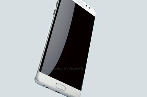 Tổng hợp thông tin về Samsung Galaxy Note 7 và Note 7 Edge - 5