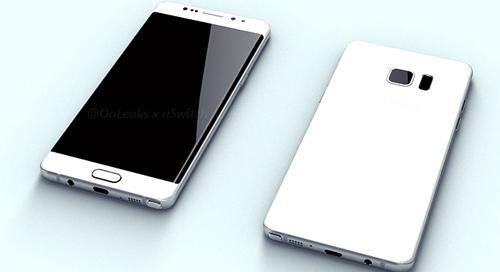 Tổng hợp thông tin về Samsung Galaxy Note 7 và Note 7 Edge - 1