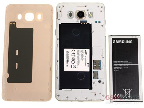 Đánh giá Galaxy J7 (2016): Thiết kế đẹp, cấu hình khỏe - 3