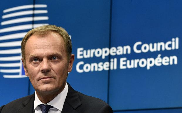 Lãnh đạo EU cuống cuồng tìm cách ứng phó Brexit - 1
