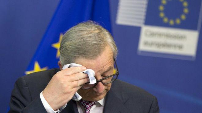 Lãnh đạo EU cuống cuồng tìm cách ứng phó Brexit - 2