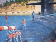 Thế giới - Lộ ảnh tàu ngầm tấn công mới nhất của TQ