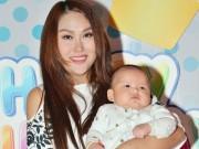 Phim - Con trai 4 tháng tuổi của Phi Thanh Vân gây chú ý