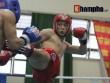 Em trai Duy Nhất vô địch kịch tính trên sàn kickboxing