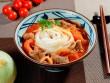 Kích thích vị giác với Mì Udon bò cà chua từ Marukame Udon