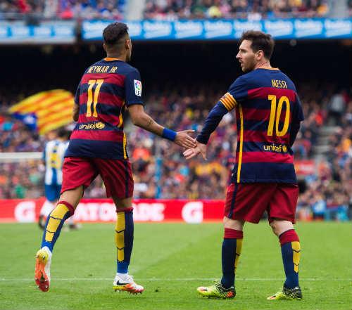 """Messi lên tiếng vụ """"chiến tranh lạnh"""" với Neymar - 1"""
