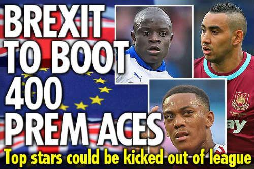 "Anh rời EU: Premier League ""méo mặt"" mua cầu thủ - 2"