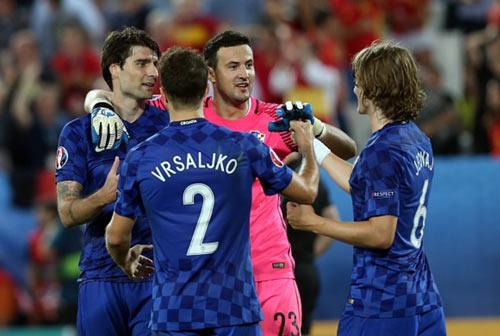 Croatia – Bồ Đào Nha: Chờ vũ điệu tấn công (Vòng 1/8 EURO 2016) - 1