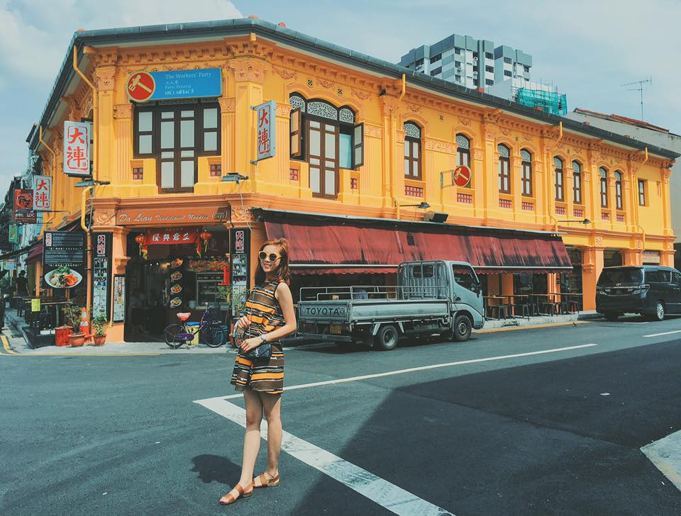 Hoa hậu Kỳ Duyên diện đồ sành điệu đi du lịch - 6