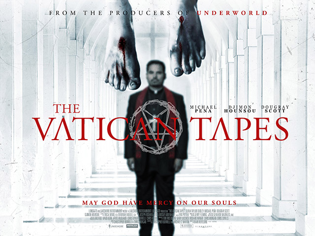 Trailer phim: The Vatican Tapes - 1
