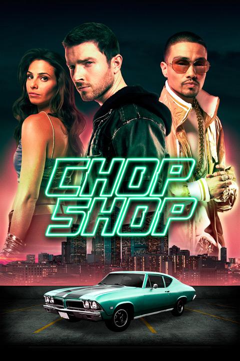 Trailer phim: Chop Shop - 1