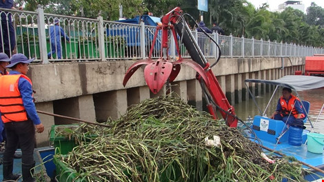 """Ai chế ra máy """"cạp cá"""" trên kênh Nhiêu Lộc - Thị Nghè? - 3"""