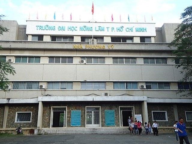 Gần 1.000 sinh viên ĐH Nông lâm TP.HCM bị buộc thôi học - 1