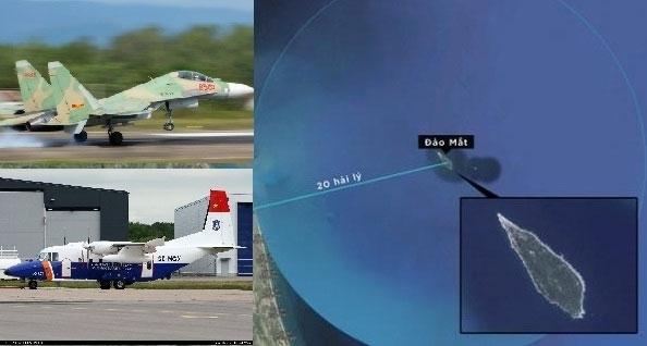 Toàn cảnh 10 ngày tìm kiếm máy bay Su-30MK2 và CASA-212 - 1