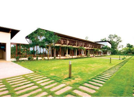 Biệt thự nhà vườn triệu đô đáng mơ ước của Mỹ Linh - 2