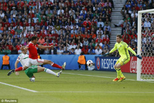 Xứ Wales vs Bắc Ireland - 1