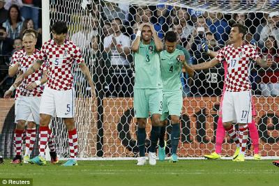 Chi tiết Croatia - Bồ Đào Nha: Bàn thua oan nghiệt (KT) - 5